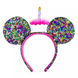 Mickey Ears Birthday 🎂